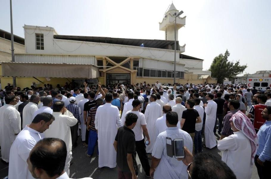 Ataque a mesquita xiita deixa dezenas de vítimas na Arábia Saudita - AFP