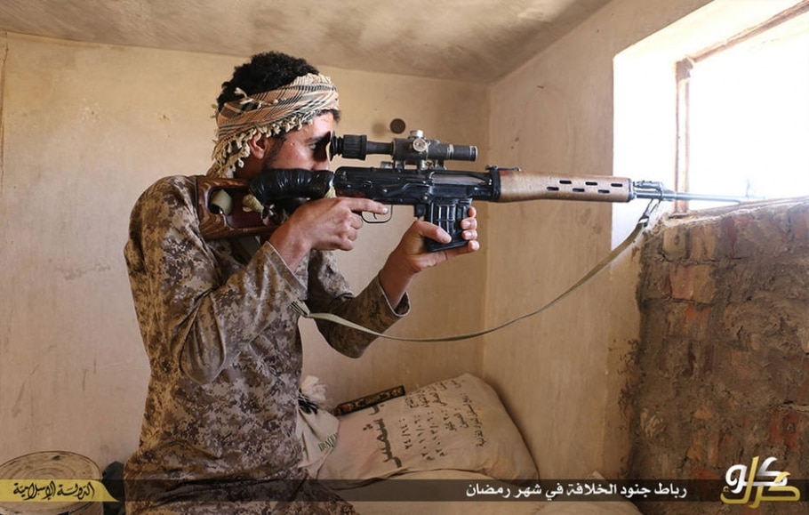 Propaganda jihadista - AP