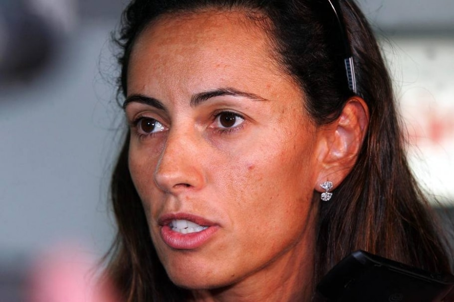 A jogadora de vôlei Ana Paula - Fabio Motta/ Estadão - 6/8/2008