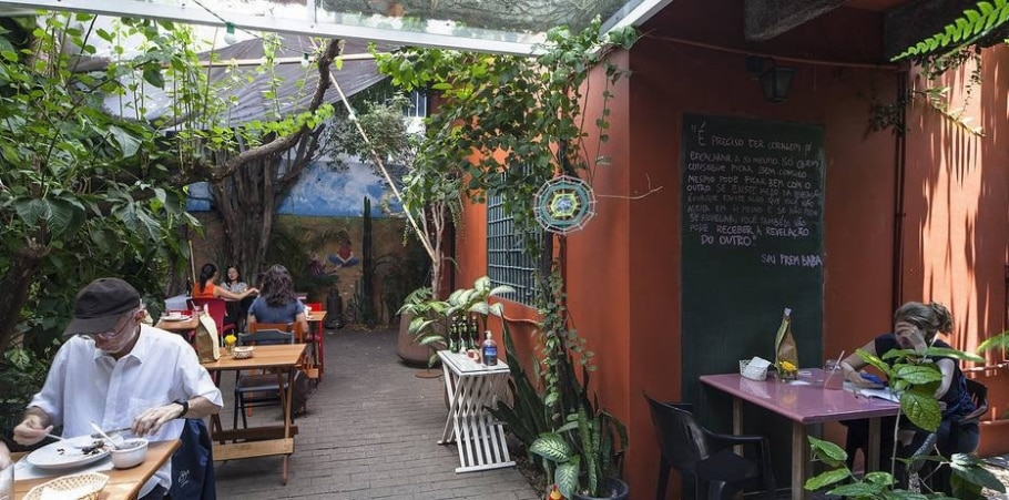 Vila das Rosas - Reprodução