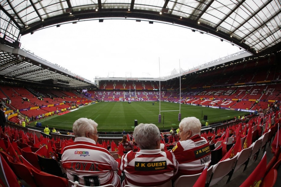 Old Trafford - Craig Brough/Reuters