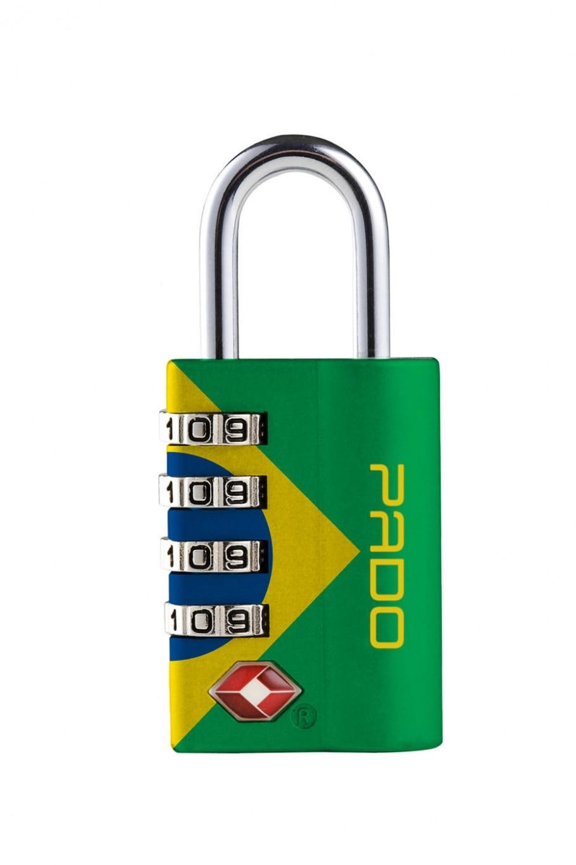 Cadeado TSA - Divulgação