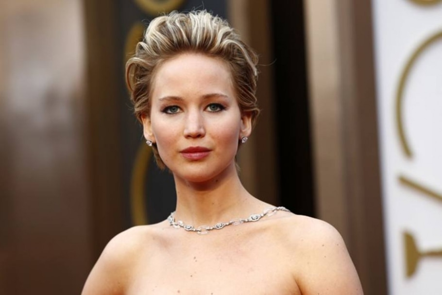 Jennifer Lawrence - Reuters