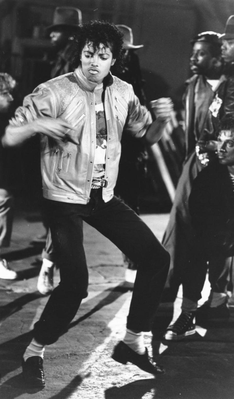 As emblemáticas meias brancas de Michael Jackson - Divulgação
