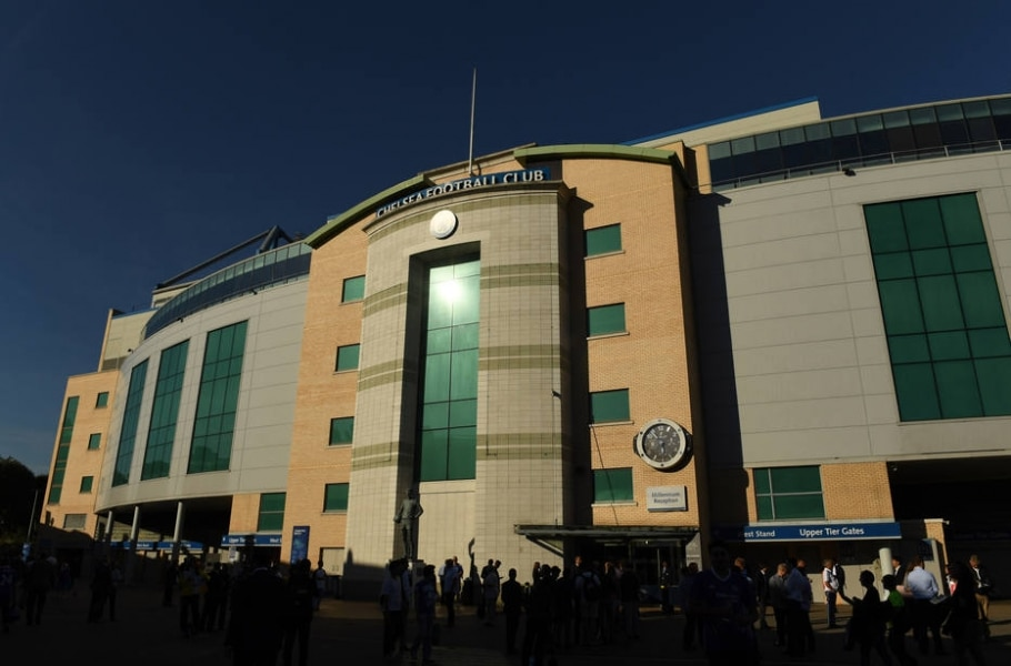 Stamford Bridge - Tony O'Brien/Reuters