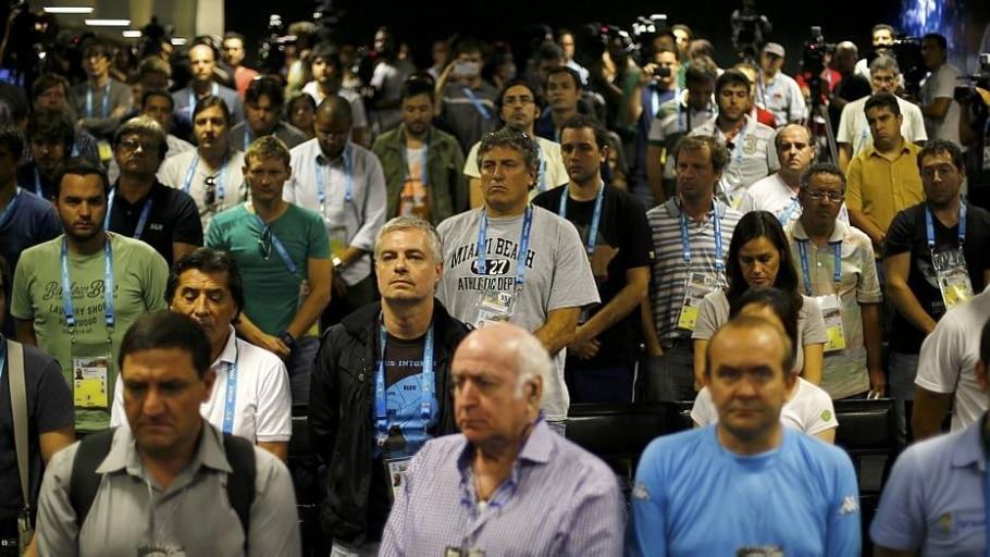 Argentina suspende entrevistas após morte de jornalista - Ivan Alvarado/Reuters