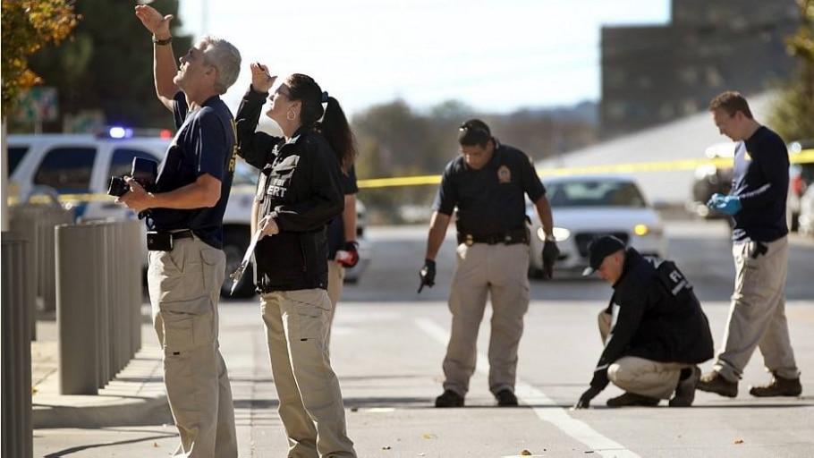Homem morre após atirar em consulado mexicano no Texas - AP