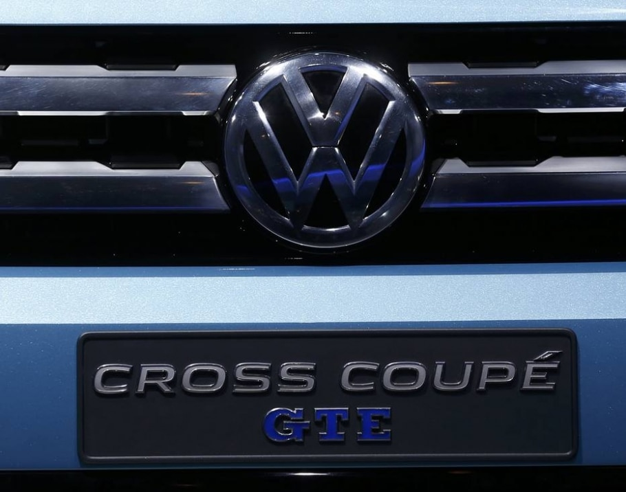 Volkswagen Cross Coupé GT - REUTERS/Mark Blinch