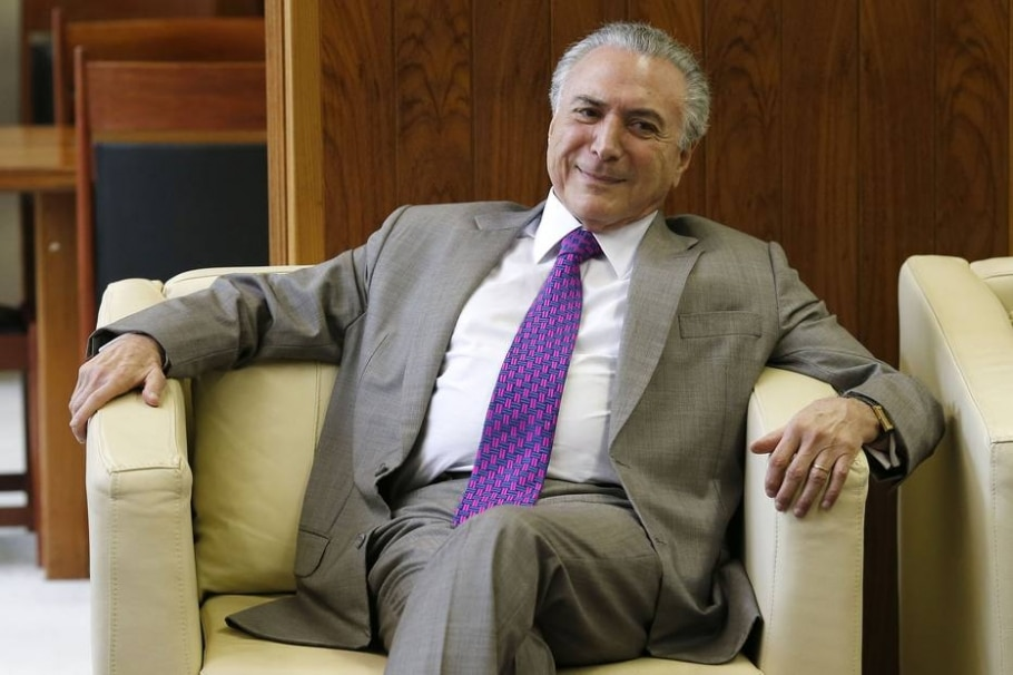 Michel Temer - Dida Sampaio/Estadão
