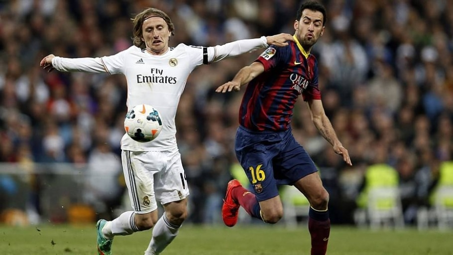 Real Madrid x Barcelona - Reuters