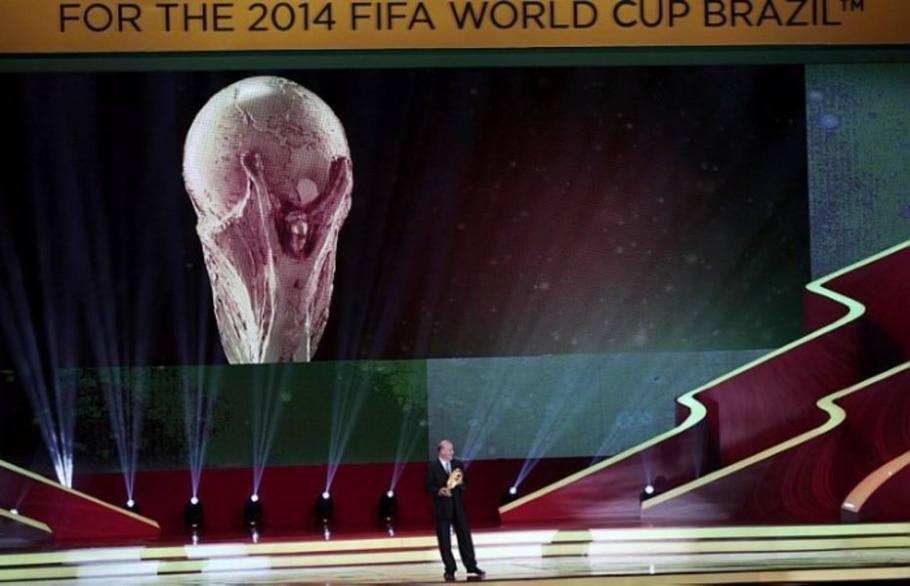 Personalidades do futebol se reúnem na Bahia para sorteio da Copa do Mundo 2014 - Sergio Moraes/Reuters
