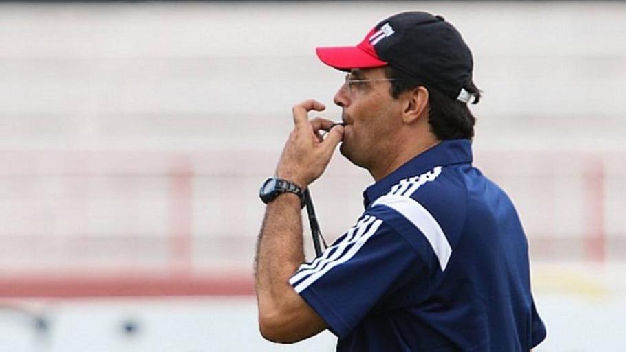 Regis Angeli, técnico do Botafogo-SP - Rogerio Morotti/ Divulgação