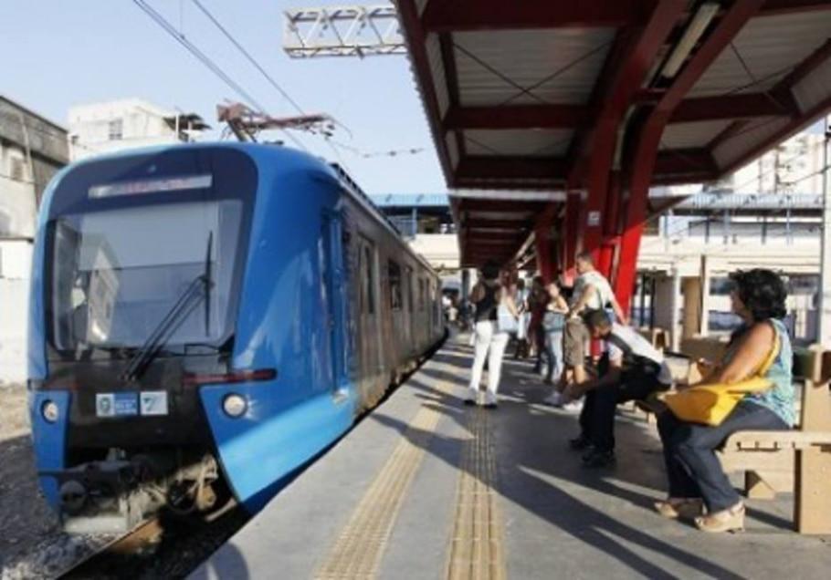 Homem morto é atropelado por trem após autorização - Divulgação