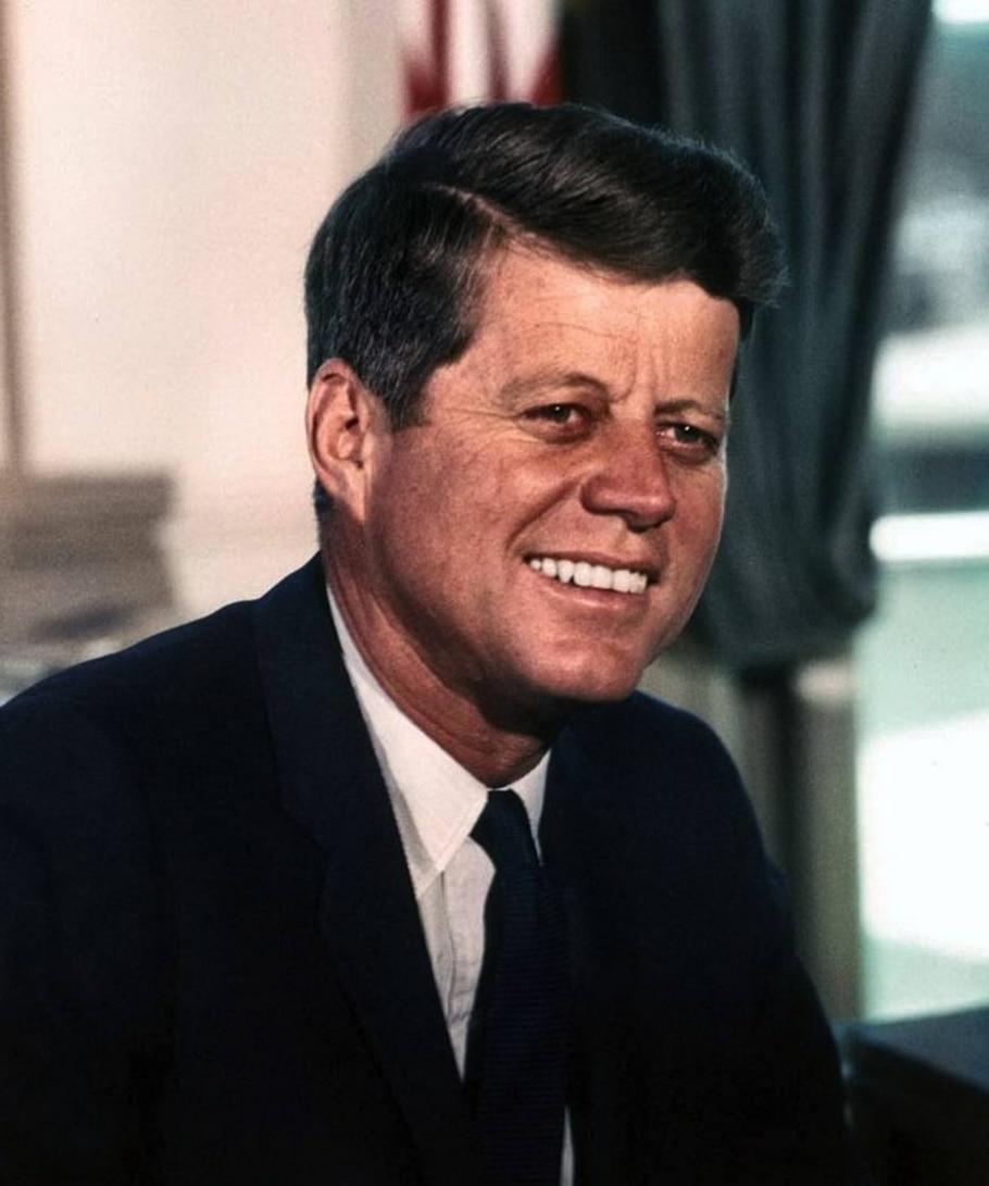 35. John F. Kennedy - Reprodução