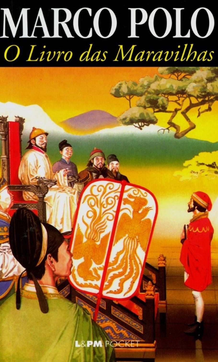 O livro das Maravilhas, de Marco Polo - Divulgação