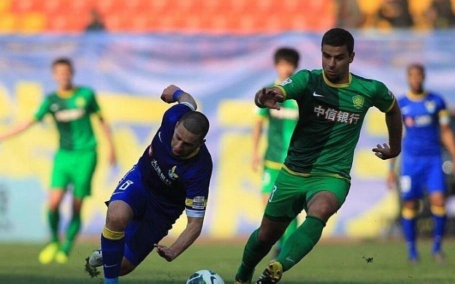 Jogadores que trocaram o Brasil pela China - Reprodução Twitter