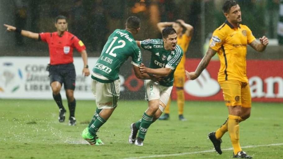 Cristaldo, Palmeiras - Daniel Teixeira/Estadão
