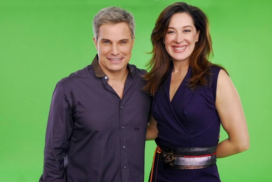 Claudia Raia e Edson Celulari - Divulgação/Rede Globo