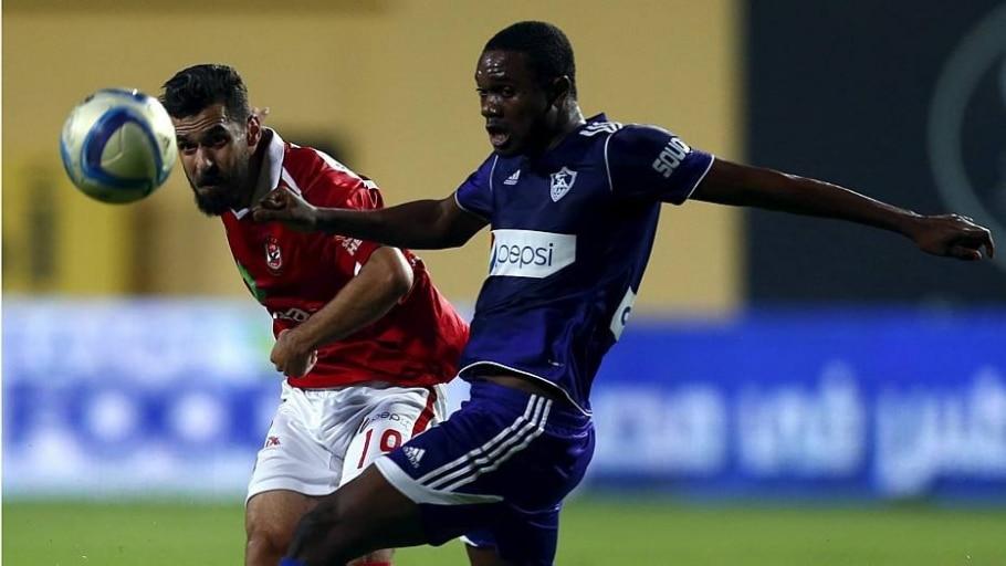 Ah Ahly x Zamalek - Amr Abdallah Dalsh/Reuters
