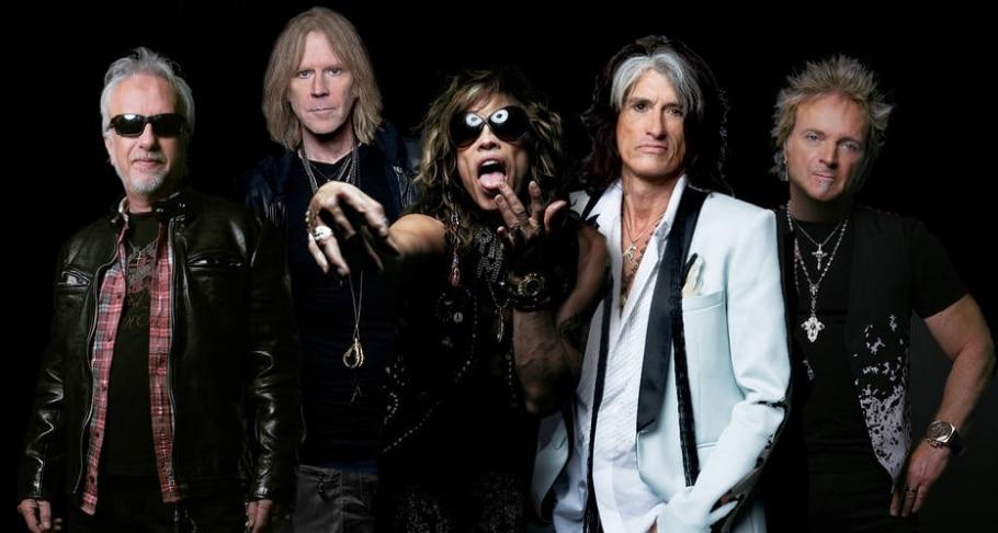 Aerosmith (21 de setembro) - Rock in Rio - Divulgação