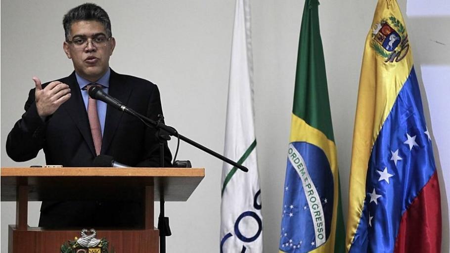 Oposição venezuelana quer CPI sobre viagem de ministro ao Brasil - Joedson Alves/Reuters
