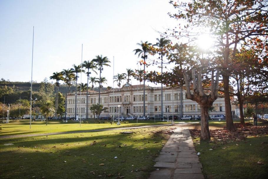 102º lugar - Universidade Federal de Viçosa (UFV) - Divulgação