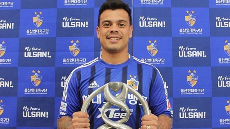 Ex-Vasco, Bernardo é contratado por time da Coreia do Sul - Divulgação