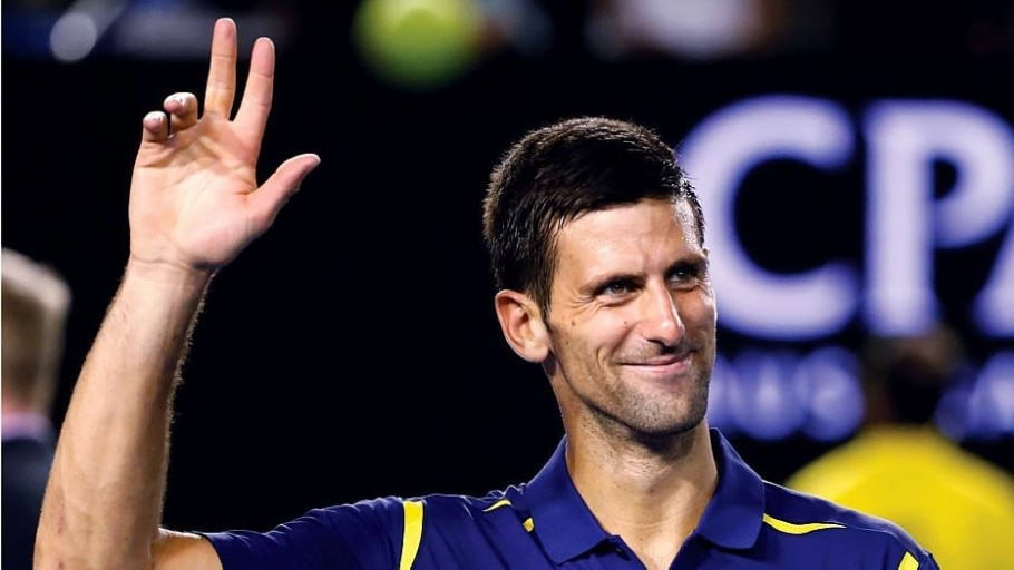 Djokovic se classifica e encara Federer no Aberto da Austrália - Vincent Thian/AP