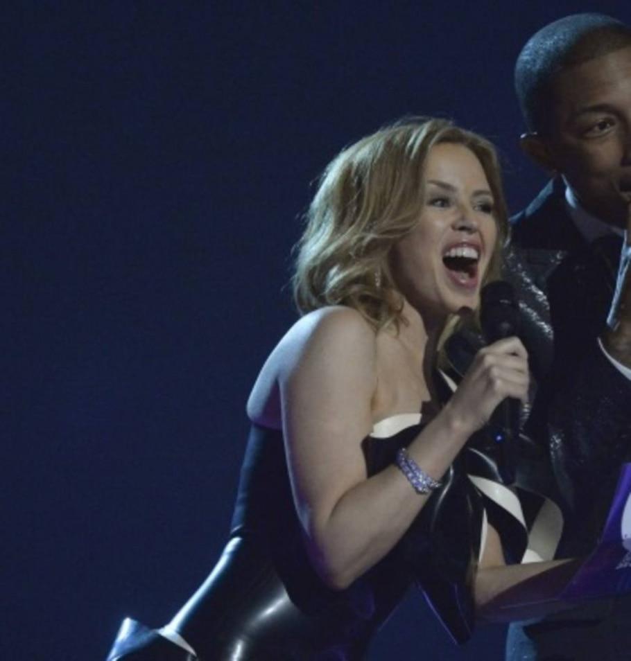 Kylie Minogue - Estadão
