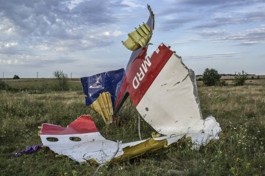 Queda do MH17 - Mauricio Lima/ The New York Times