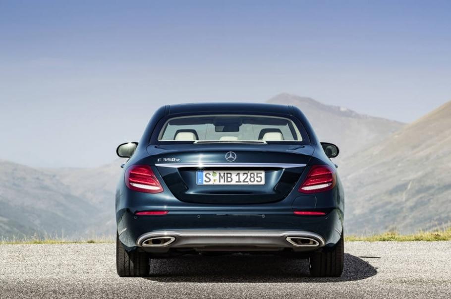 Mercedes-Benz Classe E - DIVULGAÇÃO