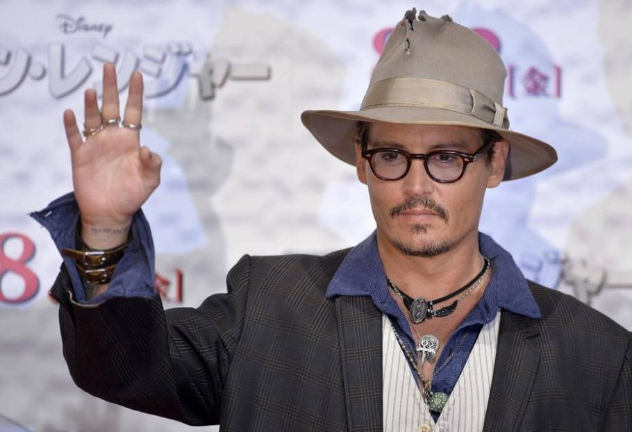 Johnny Depp, o astro - FRANCK ROBICHON/EFE