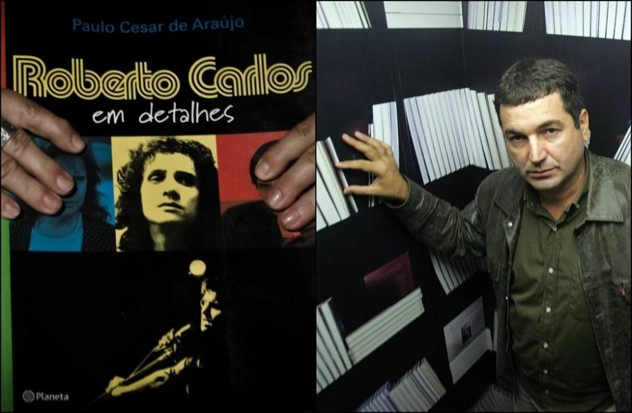 Roberto Carlos em Detalhes - Paulo Cesar de Araújo - Henrique Cardozo/Divulgação/JF Diório/Estadão