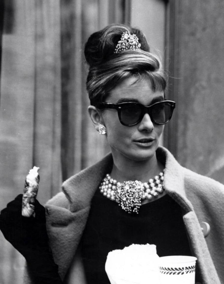Audrey Hepburn  - Divulgação