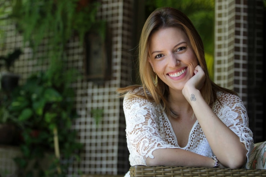 Ruth Manus é a nova colunista do 'Caderno 2' - CLAYTON DE SOUZA/ESTADAO