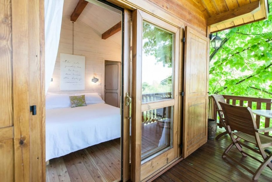 Casas Airbnb - Airbnb/Divulgação