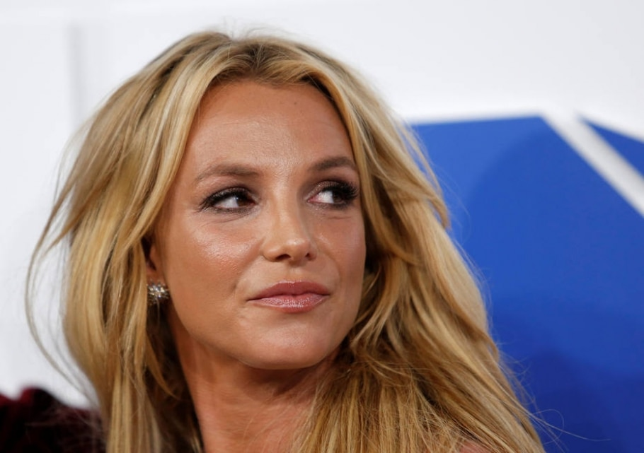 Britney Spears - REUTERS/Eduardo Muñoz/File Photo