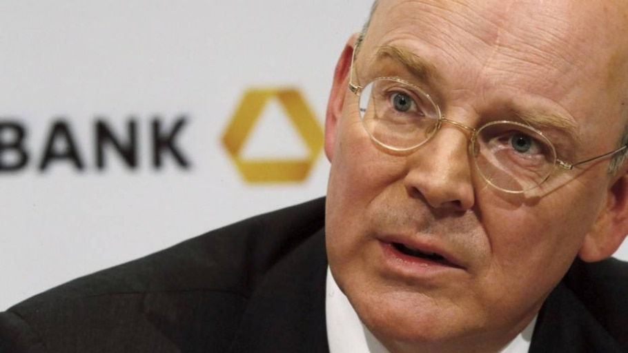 Berlim critica CEO do Commerzbank por defender bônus da zona do euro - Ralph Orlowski/Reuters