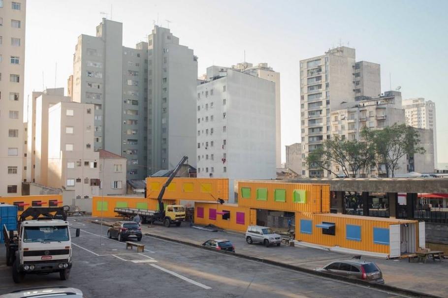 Marechal Food Park - DANIEL TEIXEIRA/ESTADÃO