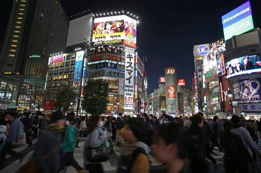 5º) Tóquio (Japão) - Tiago Queiroz/Reuters