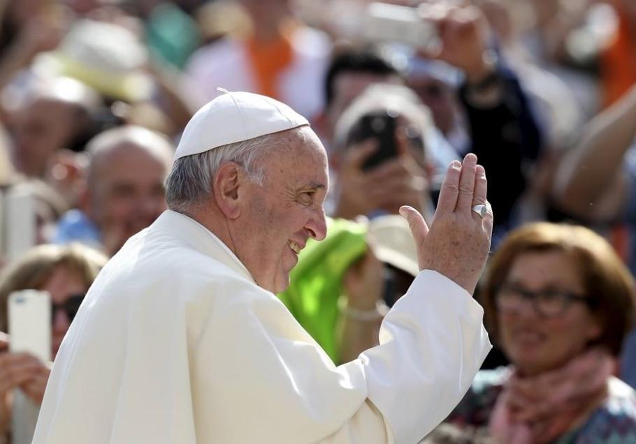 Papa Francisco visitará imigrantes pela segunda vez: em 2013 ele esteve na ilha italiana de Lampedusa - REUTERS/Alessandro Bianchi