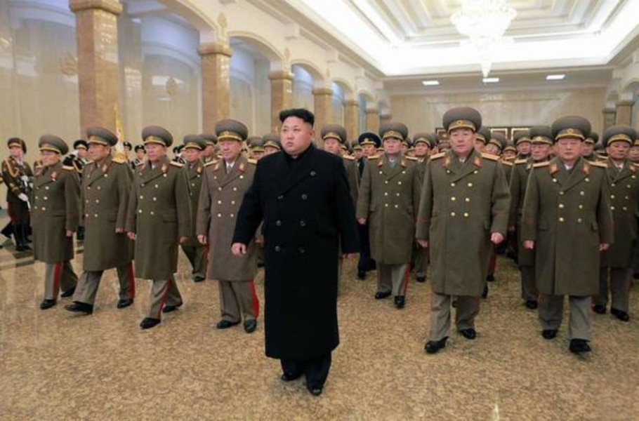 Coreia do Norte - AFP