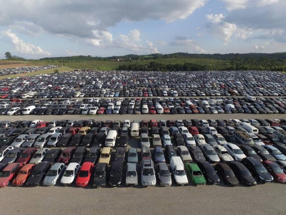 Delegado sugere mudar lei e acelerar apreensões de veículos -  MARCIO FERNANDES DE OLIVEIRA/ESTADAO