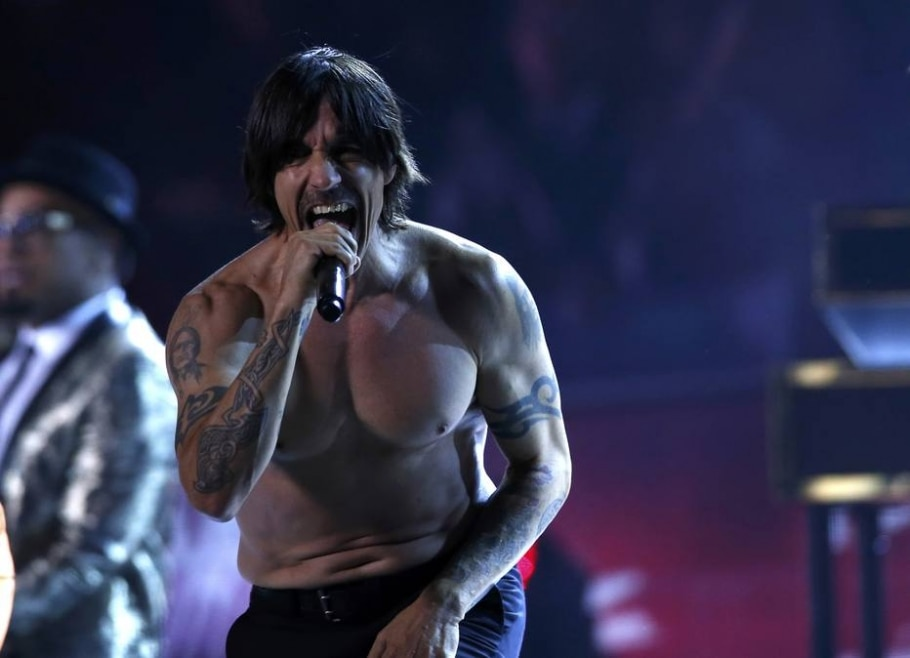 10° Red Hot Chili Peppers - Shannon Stapleton/Reuters