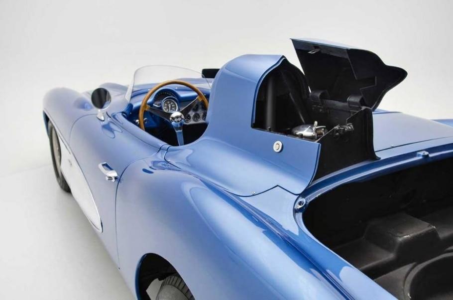 Chevrolet Corvette SR-2 - Corvette Mike Vietro/divulgação