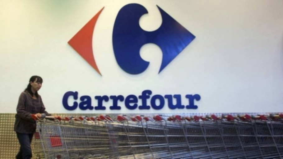 Brasil volta a impulsionar vendas do Carrefour - Reuters