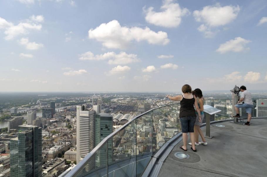 Main Tower - Turismo de Frankfurt