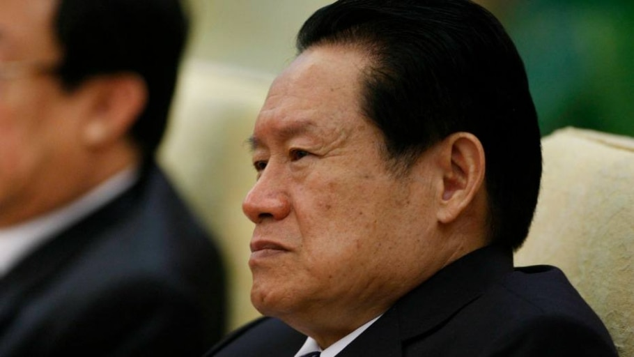 Político chinês Zhou Yongkang - Jason Lee/Reuters