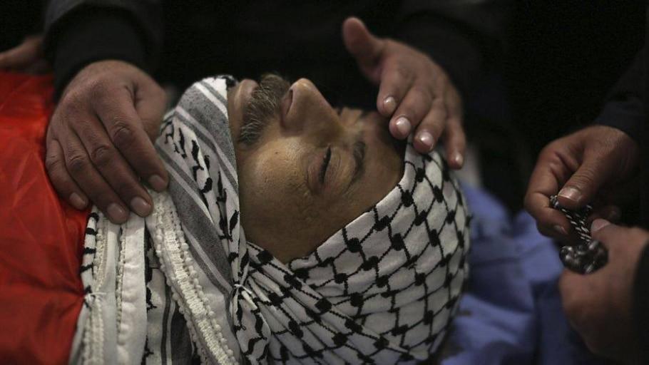 Ministro palestino morreu durante um protesto na Cisjordânia - Atef Safadi/EFE