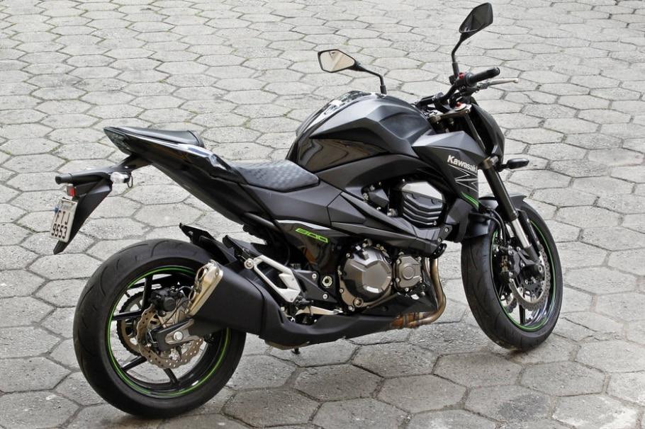 Kawasaki Z800 - Sergio Castro/Estadão